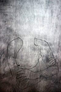 inverted portraits de Cecília Costa.