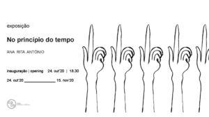 No princípio do tempo - de Ana Rita António